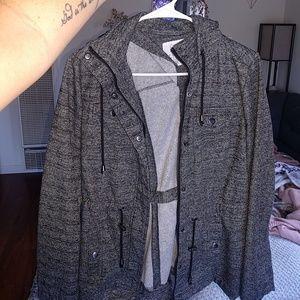 Full Tilt hooded jacket
